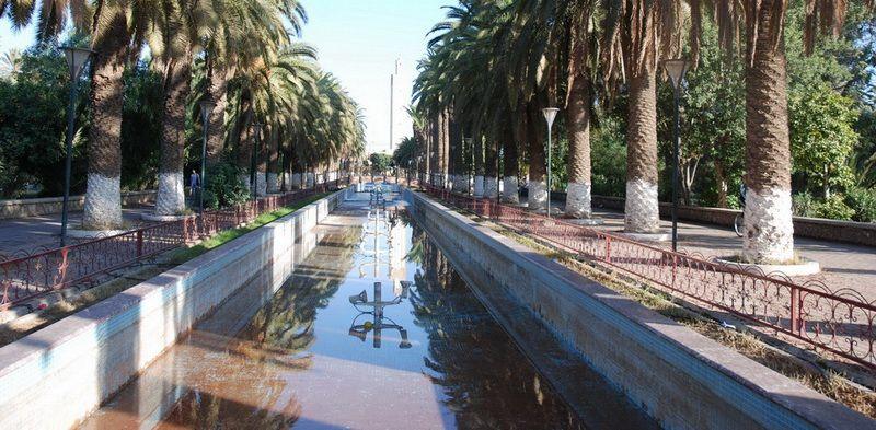Riad-taroudant