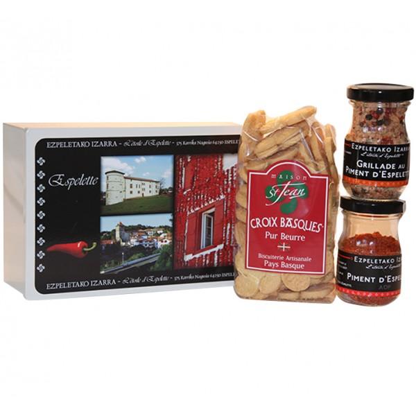 produits basques ezpeletako