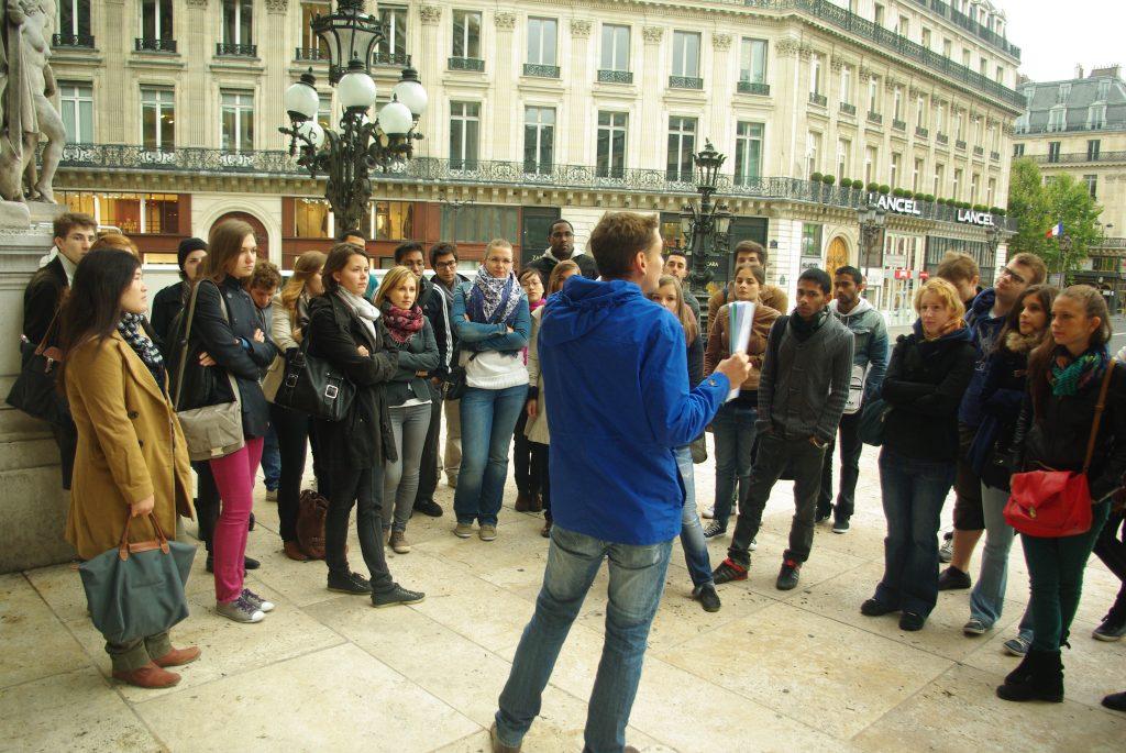 Visite guidé Paris