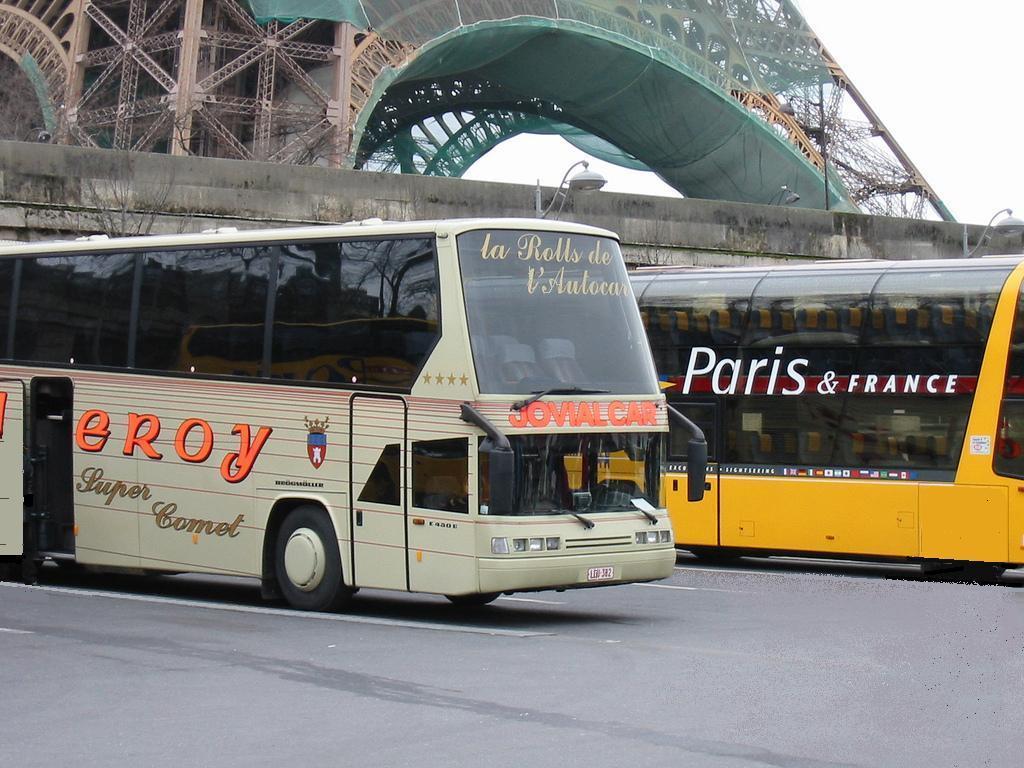 visite guidée autocar